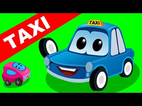 Zeek And Friends | Taxi Song | Cars Song  | Original Songs For Children
