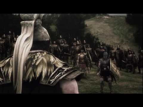 Warriors : Legends of Troy  Achilles vs Hector