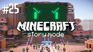 """MEAN MESA - MINECRAFT STORY MODE """"ACCESS DENIED"""" (EP.25)"""