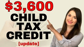 2021 Child Tax Credit UPDATE: IRS Is Sending Letters This Week, IRS Letter Example & What It Says
