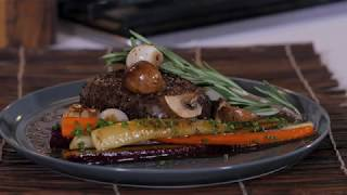 How to make Filet Mignon | Chef Chris Valdes