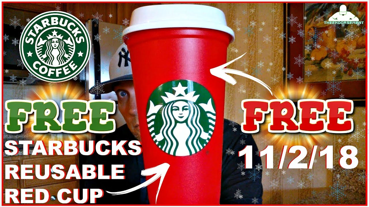 Starbucks holiday cups: Five new cups  including an free, reusable ...