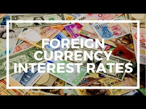 Emerging market offshore banks, foreign currency interest ra