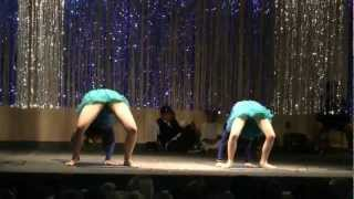 School Talent Show 2012 (Contortion)