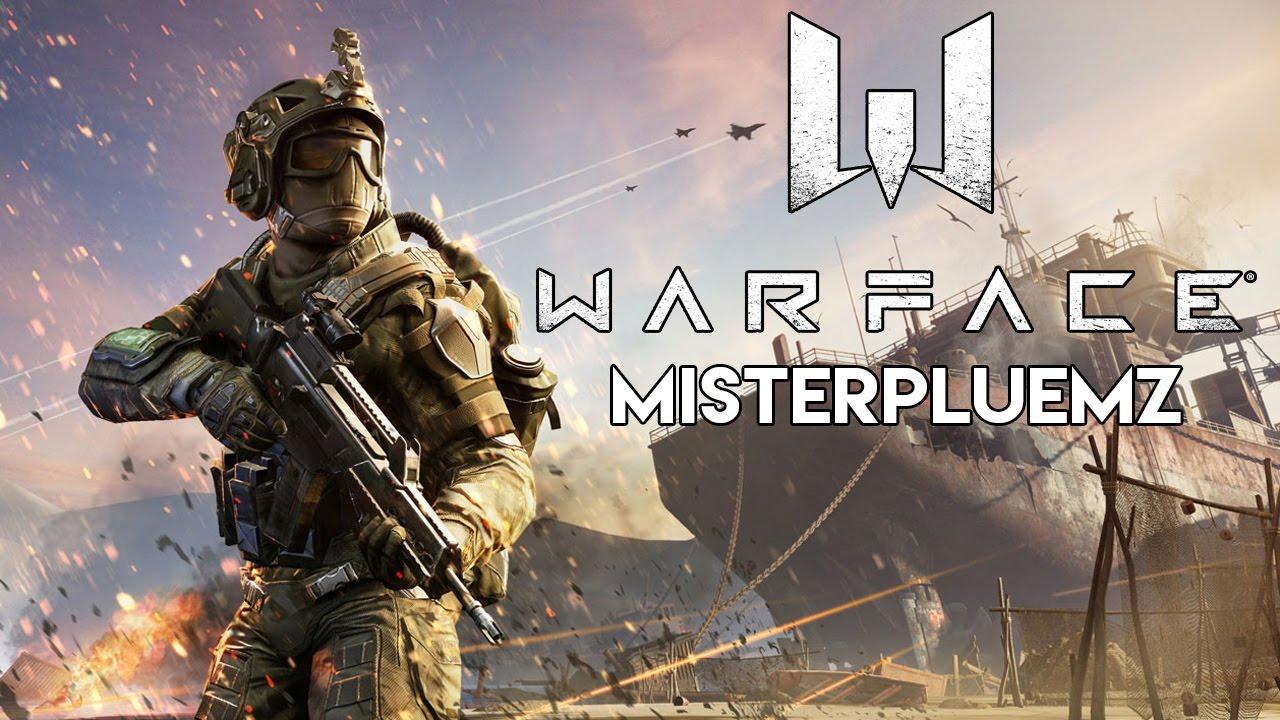 เกมฟรีดีต่อใจ - Warface สงครามหน้า - YouTube