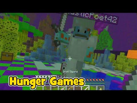 Minecraft Xbox - Hunger Games: Blast Off