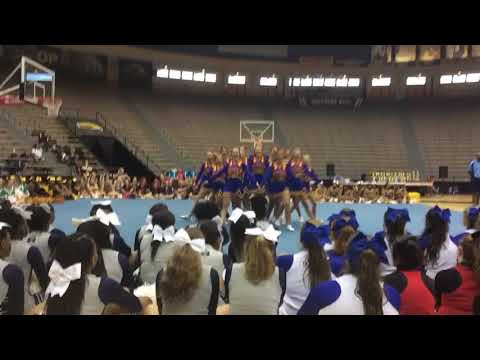 2018 UCA Cheer Camp Rally Routine