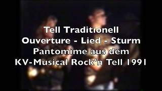 Ouverture zu Tell Traditionell. Musik Hanspeter Reimann