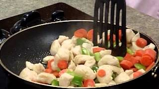 What's Cooking With Kids - Sweet & Sour Chicken