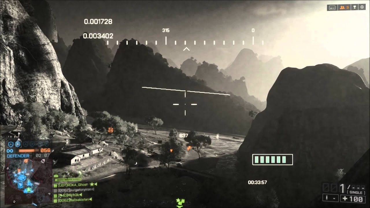 battlefield 4 ucav assignment  now i'm trying to get 20 ucav kills for the i'm dynamite assignment  up  running around with 4 health unless a teammate kills him and we.