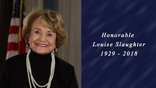 Funeral Services for Rep. Louise Slaughter