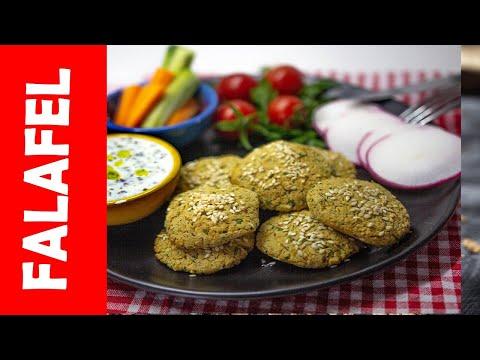 Falafel ( Nohut Köftesi) Tarifi (Vegan Beslenmeye Uygun)