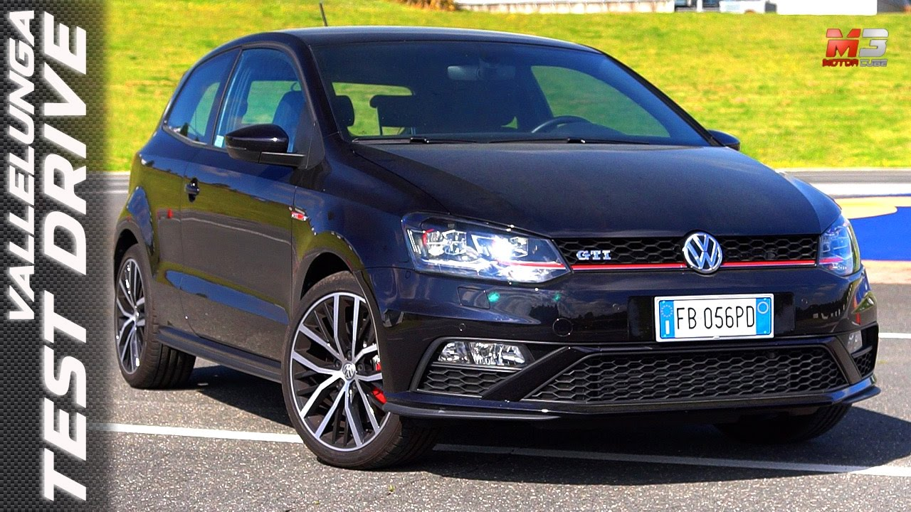 new volkswagen polo gti 2017 first test drive youtube. Black Bedroom Furniture Sets. Home Design Ideas