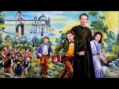 Mừng kỷ niệm 200 năm ngày sinh Thánh Gioan Bosco