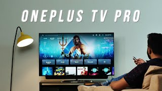 OnePlus TV Pro First Impressions!