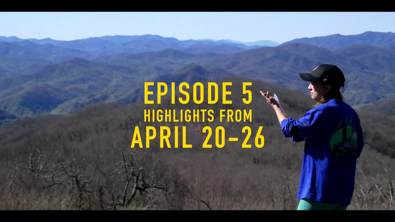 Episode 5 - The Next Step - Appalachian Trail-The Branch Ministries with The Great Fish (Bobby Gray)