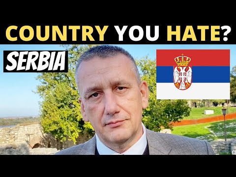 Which Country Do You HATE The Most?   SERBIA