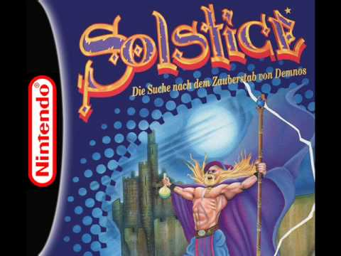 Solstice Music (NES) - Title Screen Theme - YouTube