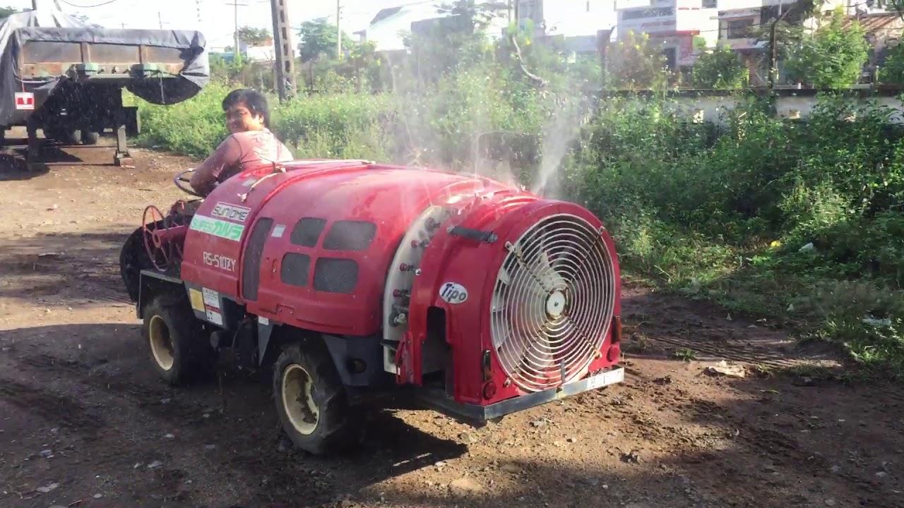 Xe phun thuốc công nghệ mới dùng cho vườn trái cây vườn rau …công xuất chỉ theo tỉ lệ 0965198720