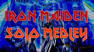 Iron Maiden SOLO MEDLEY