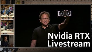 Watch the Nvidia RTX 2080 announcement with us!