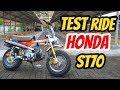 Test Ride Motor Mini Honda Dax St70 | Indonesia