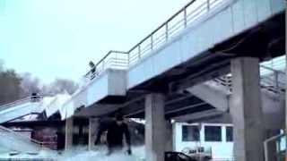 Andrey Vasilev 2013 (Parkour, Stunts, Martial Arts) - Underways