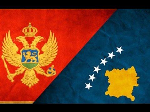 KOSOVO ARMY VS MONTENEGRO ARMY