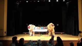 Penn State University Malaysian Night 2013: Lion Dance