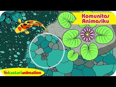 Full download kartun ikan mov for Koi fish games