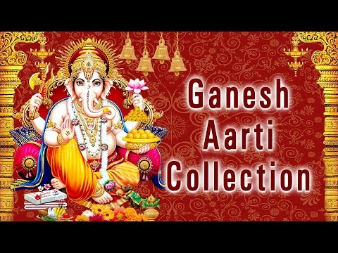 गणेश-आरती-संग्रह,-ganesh-aarti-collection-i-full-audio-songs-juke-box