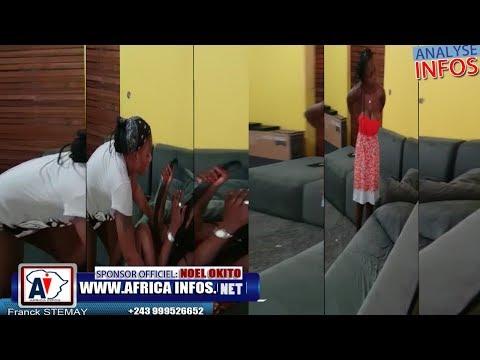 URGENT : BA MAMANS YA KINSHASA BA KOTI LIKAMBU YA GLADYS CONTRE MICHELLE...