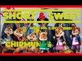 SHORT N SWEET  SAUTI SOL X  NYASHINSKI CHIPMUNKS' VERSION UNOFFICIAL  MUSIC VIDEO.