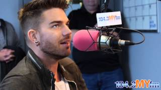 Download Adam Lambert Talks About His New Album, Acting, and More Mp3 and Videos