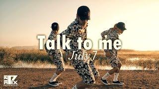 "Haw Choreo l July 7 ""Talk to me"""