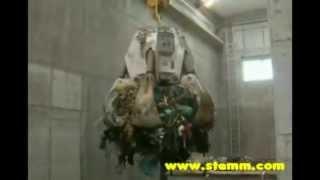 STEMM Electrohydraulic Orange Peel Grabs for Scrap