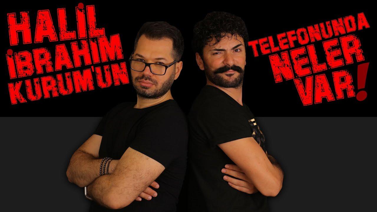 Halil İbrahim Kurum'un INSTAGRAM Sırları