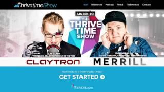 Business Coach | 8.13.16 | ThriveTime Show | World's Best Business School | Thrive15.com