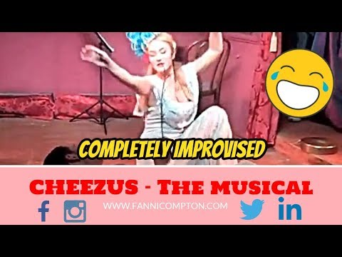 Cheeezus! The Musical