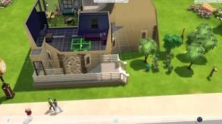 Sims 4: 100 Bebisar-utmaningen | Del 24:2 - Bygger Ett Barnrum åt Magdalena
