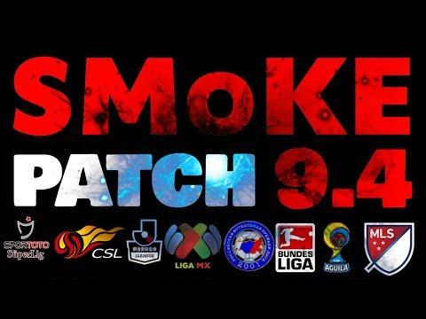 SMoKE patch 9.4 AIO Download , PES 2017 PC