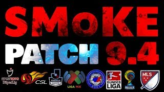 SMoKE patch 9.4 AIO Download , PES 2017 PC