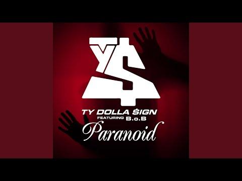 Paranoid (feat. B.o.B)