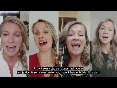 Virtual Choir: Blij Dat Je Bestaat (Filiae)