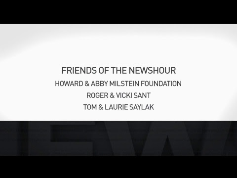 PBS NewsHour full episode, January 9, 2018