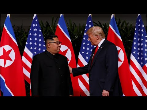President Trump Made a Fake Movie Trailer for Kim Jong Un