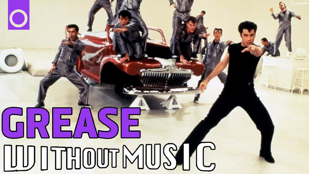Grease Greased Lightning Withoutmusic Parody