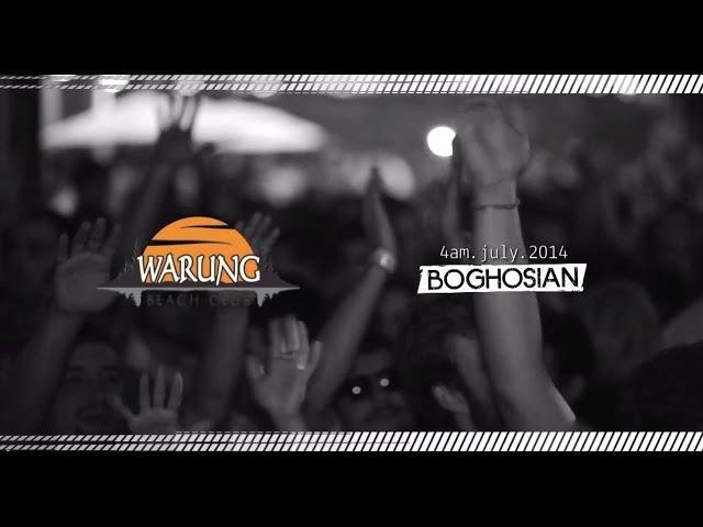 Warung - Paulo Boghosian