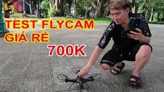 MỞ HỘP Mua Flycam giá rẻ 700k trên LAZADA, SHOPEE và Cái Kết Đắng Lòng | MUA HÀNG ONLINE