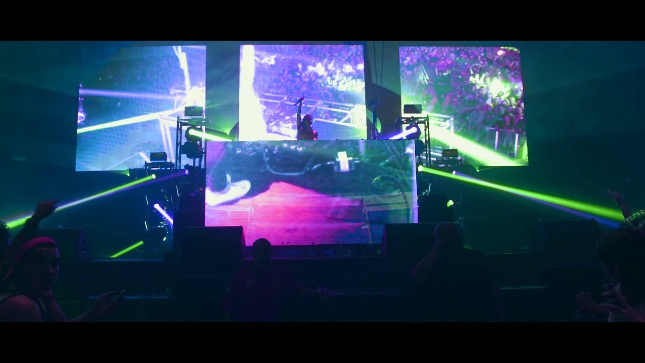 Skrillex At Ultra Music Festival 2012 by iSoyHector - HulkShare